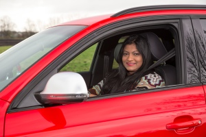 Shereen Audi Q3