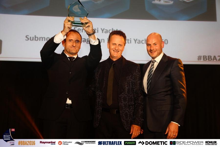 Ferretti Group @ Boat Builder Awards 2016.jpg