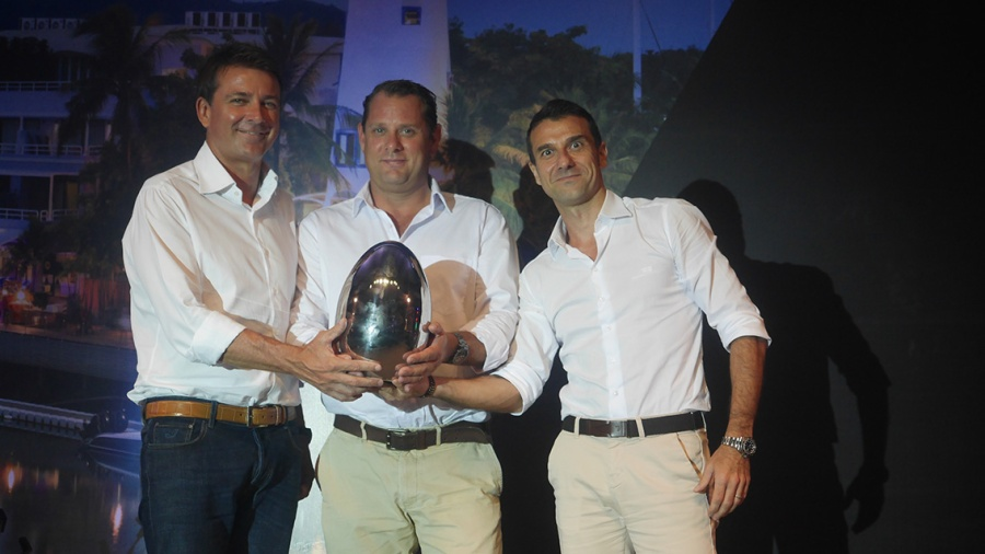 Christofle Yacht Style Awards