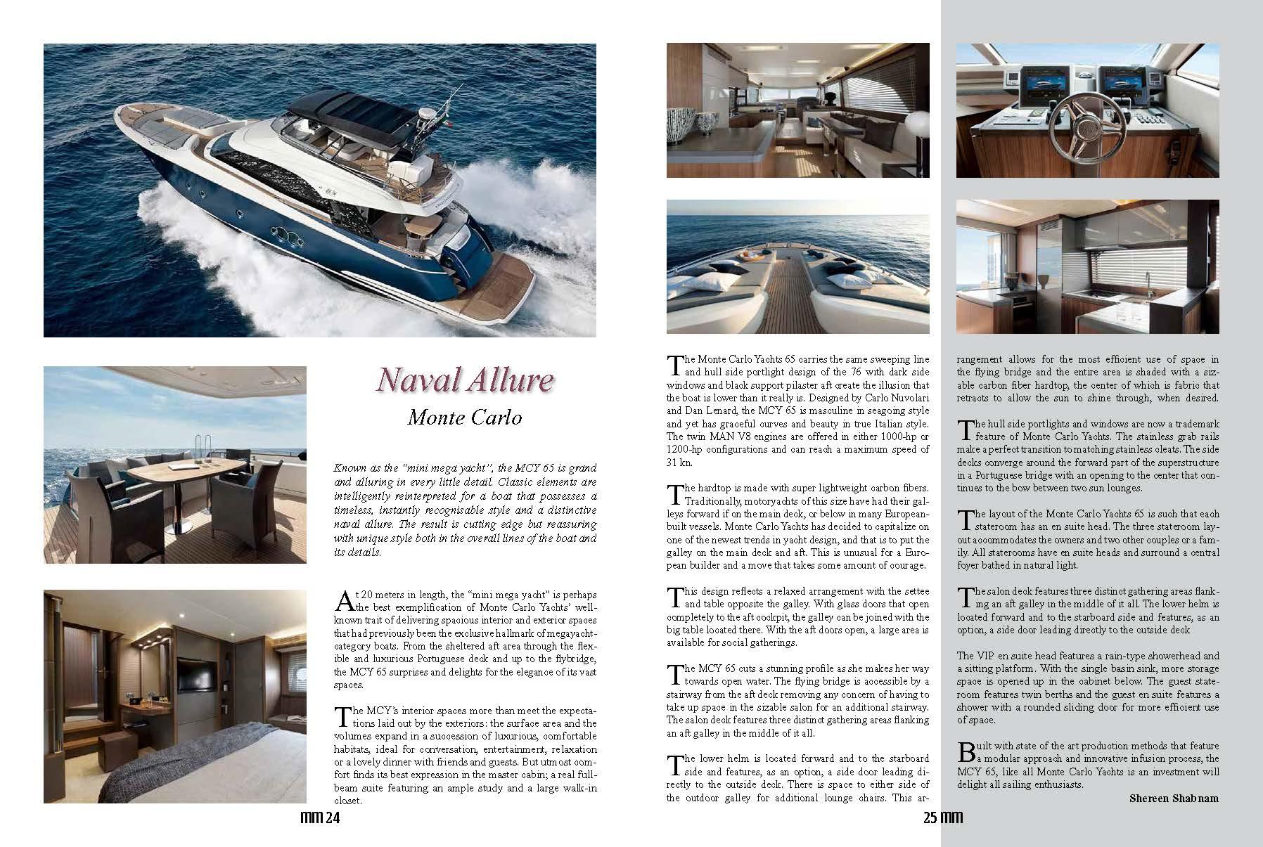 Monte Carlo Shereen Shabnam issue 58