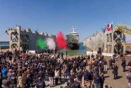 Benetti Launches Giga Yacht FB275 (2)